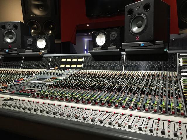 אולפן הקלטות מקצועי