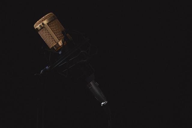 microphone 2130806 640 - איך בוחרים אולפן הקלטות?