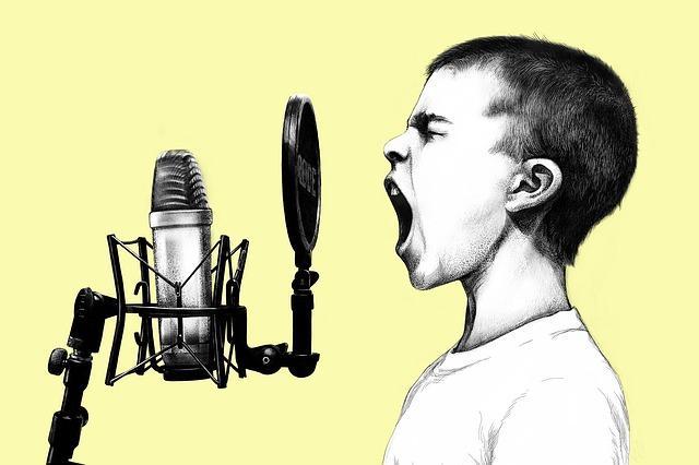 הקלטת שיר ילד קטן