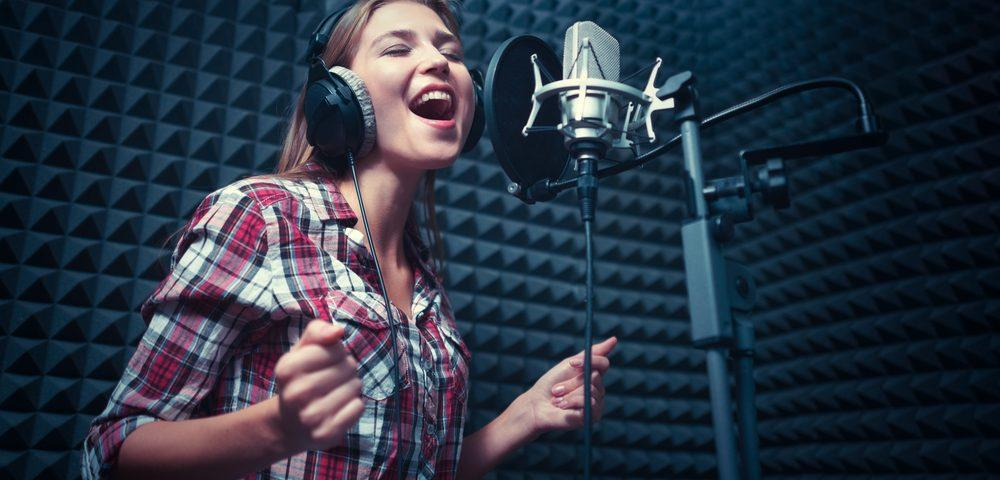 שיר באהבה אולפן הקלטות